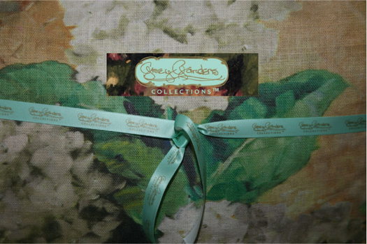 Antique Hydrangea Fabric